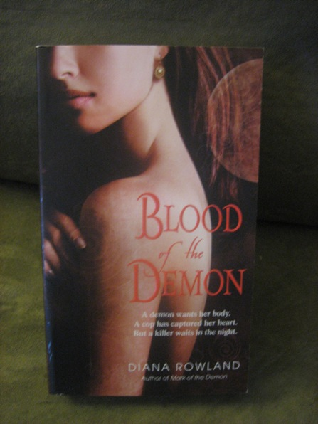Blood of the Demon.. it's a book!