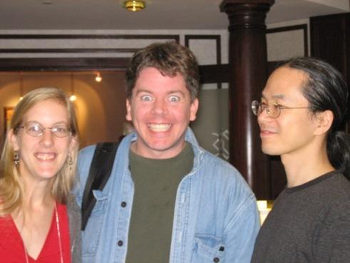 Carrie Vaughn, Daniel Abraham, Ted Chiang