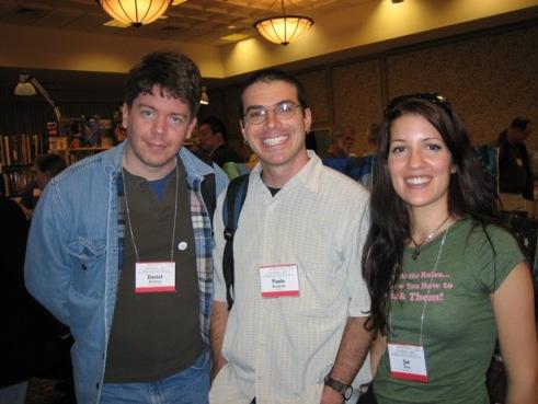 Daniel Abraham, Paolo Bacigalupi, and Jae Brim
