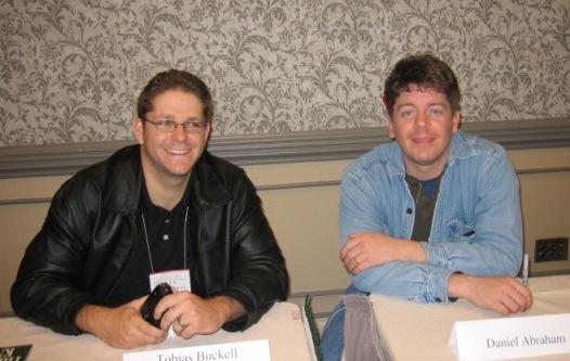 Tobias Buckell and Daniel Abraham