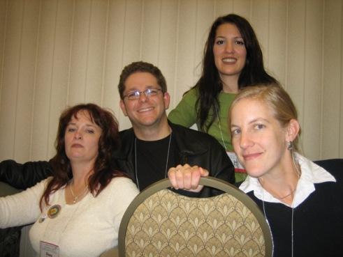 Diana Rowland, Toby Buckell, Carrie Vaughn, and Jae Brim