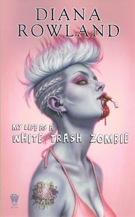 My Life as a White Trash Zombie cover